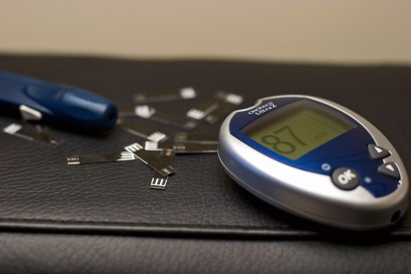 Blood Glucose Scanner