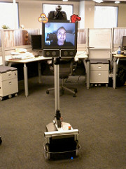 Mind-Controlled Telepresence Robot Can Help the Disabled