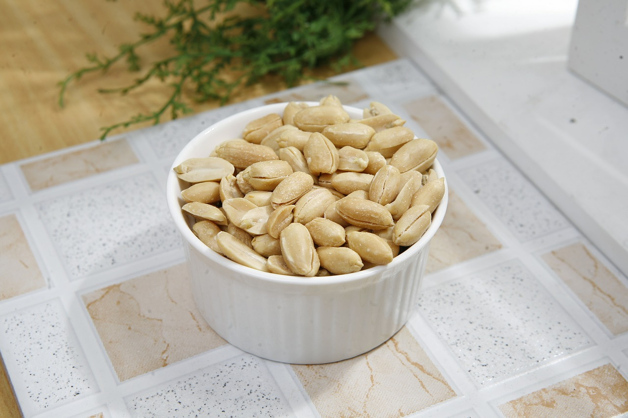 seasoned-peanuts-388793_1280